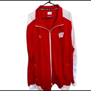 Wisconsin Badgers Legacy Jacket Adidas